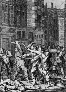 Willem van Arkel sneuvelt