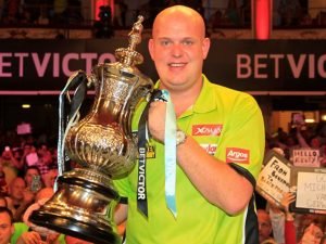 World Play Darts Michael van Gerwen
