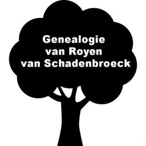 van Royen van Schadenbroeck