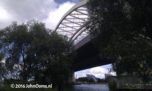 Zicht op Capelle aan den IJssel2a